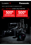 Panasonic: Cashback Lumix S1/S1R/S lens