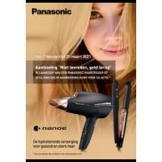 """Panasonic: Beauty actie """"Niet tevreden, geld terug"""""""
