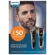 Male Grooming: Tot €50 cashback