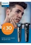 Shaving: Tot €30 cashback
