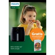 Philips Airfryer: gratis receptenboek