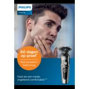 Philips Shaving: 60 dagen op proef