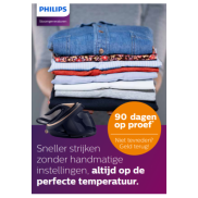 Philips stoomgenerator: 90 dagen op proef