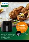 Philips Airfryer: Gratis borrelpakket twv €29.99
