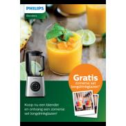 Philips blender: Gratis longdrinkglazen