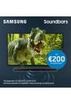 Samsung: Cashback soundbars