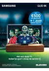 Samsung: Cashback + 1 Jaar Eleven Sports