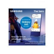 Samsung Sero TV: Ontvang een Galaxy A41