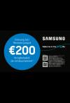 Samsung Koeling: Tot €200 cashback
