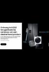 Samsung Kookplaat: €100 cashback