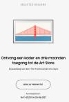 Samsung The Frame: Ontvang een kader + 3 maanden Art Store