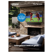 Samsung The Terrace + gratis soundbar (t.w.v. €999)