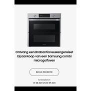 Samsung Wassen en drogen: Brabantia Linn kledingrek gratis