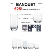 Schott Zwiesel: Banquet 6 PCS
