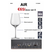 Schott Zwiesel: Air 6 PCS