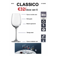 Schott Zwiesel: Classico 6 PCS