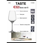 Schott Zwiesel: Taste 6 PCS