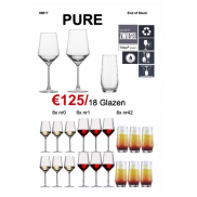 Schott Zwiesel: Pure 18 PCS