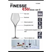 Schott Zwiesel: Finesse 6PCS
