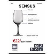 Schott Zwiesel: Sensus 6 PCS