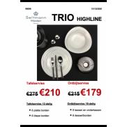 Seltmann Weiden: Trio Highline