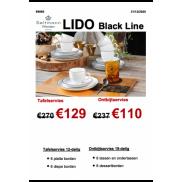 Seltmann Weiden: Lido Black Line