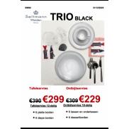 Seltmann Weiden: Trio Black