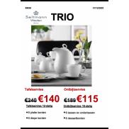 Seltmann Weiden: Trio