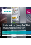 Siemens: Cashback Koeling XXL