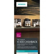 EQ Espresso: Tot €300 cashback