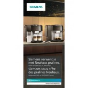 Siemens Valentijnactie Espressomachines