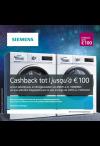 Siemens wassen en drogen: Lenteactie