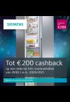 Siemens Koeling XXL: Lenteactie