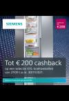 Siemens Koeling XXL: Herfstpromotie