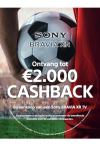 Sony Bravia XR Cashback