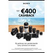 Sony Camera Cashback