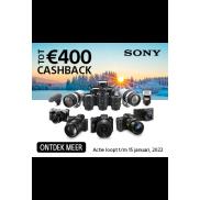 Sony: Winter cashback