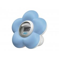 Avent Bad- en kamerthermometer Blauw SCH550/20  Philips