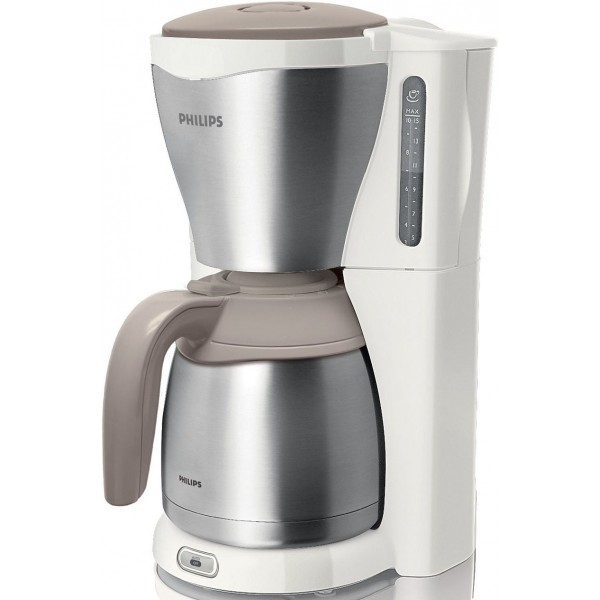 Philips Koffiemachine Café Gaia HD7546/00 Wit