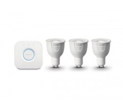 Hue White and Color Starter Pack GU10 Philips