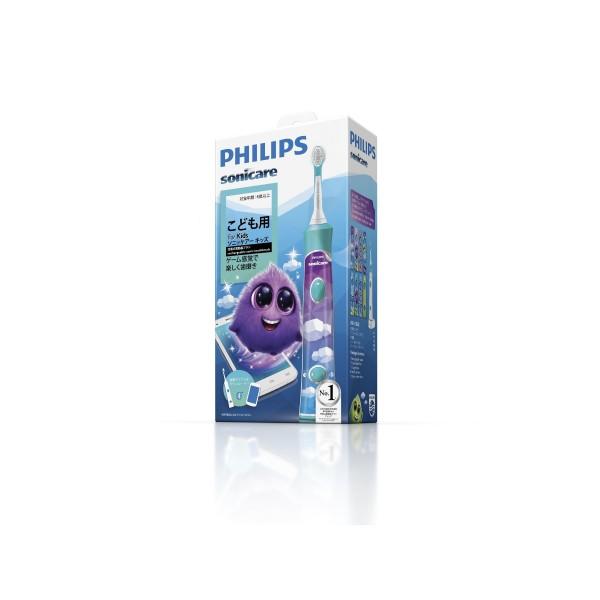 Philips Elektrische tandenborstel Sonicare For Kids HX6321/03
