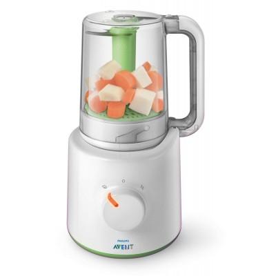 Robot cuiseur-mixeur 2en1 SCF870/20 Philips