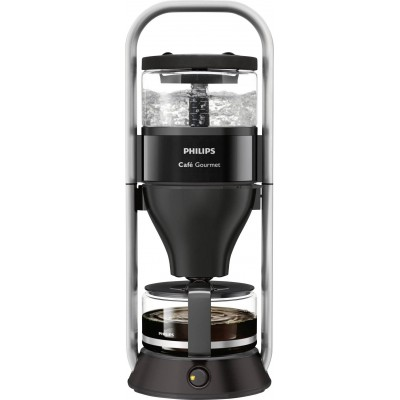 Café Gourmet HD5408/20 Zwart Philips