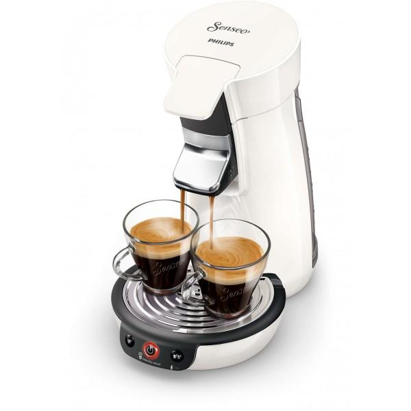 Philips Senseo Viva Café HD6563/00 Sprankelend Wit