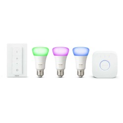 Hue White and color ambiance Starter kit E27 Philips