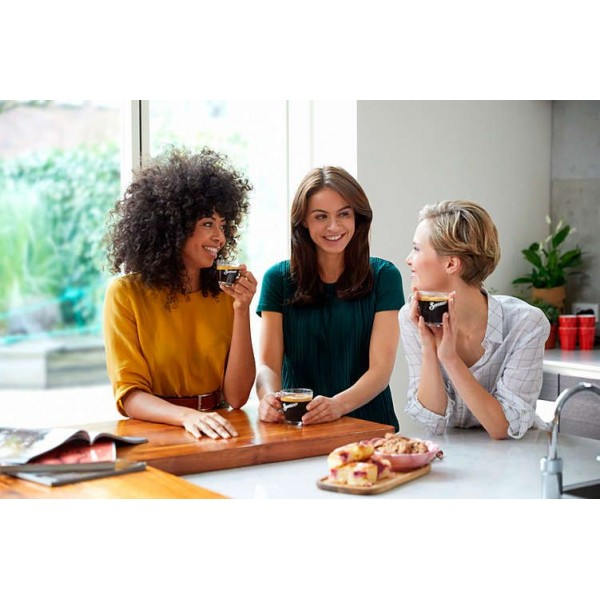 Philips Koffiemachine Senseo Viva Cafe Duo Select HD6566/60  Blauw