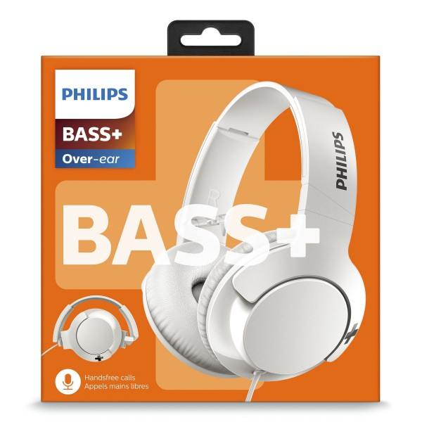 Bass+ SHL3175WT/00 Wit
