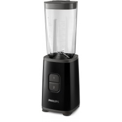 HR2603/90 Mini Blender, 0.6L, Zwart