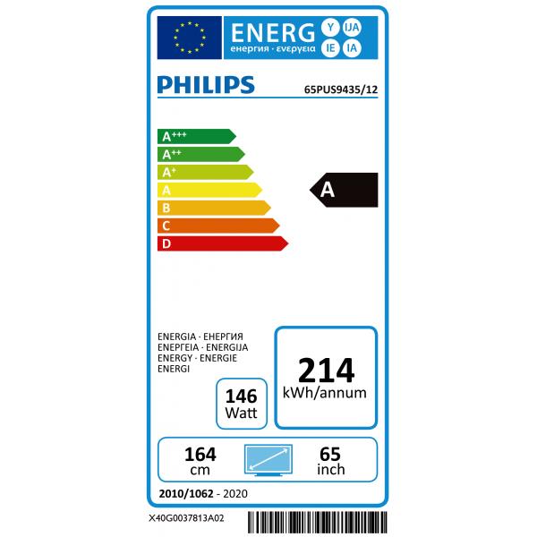 65PUS9435/12 Philips
