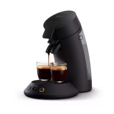 SENSEO® Original Plus Koffiepadmachine Deep Black  Philips